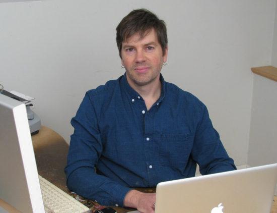 Charlie Covington, Asheville web designer