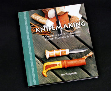 Knifemaking Cover