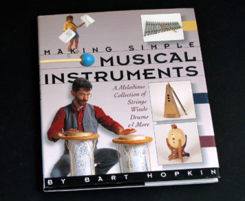 Making Simple Musical Instruments Cover