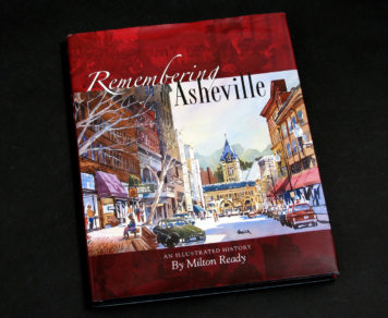 Remembering Asheville Cover
