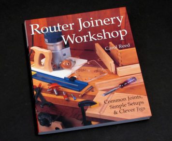 Router Joinery Workshop Cover