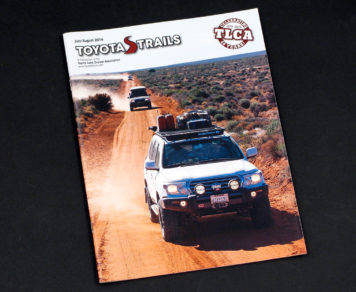 Toyota Trails JA16 Cover