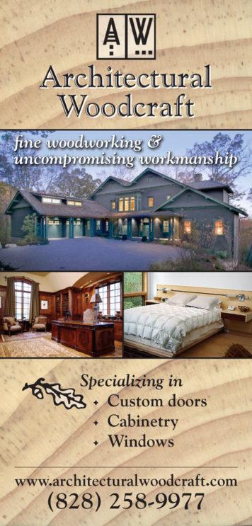 Architectural Woodcraft Sum07 Ad