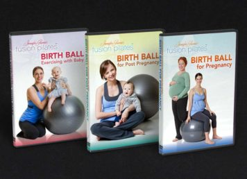 FP Birth Ball DVD Series Design