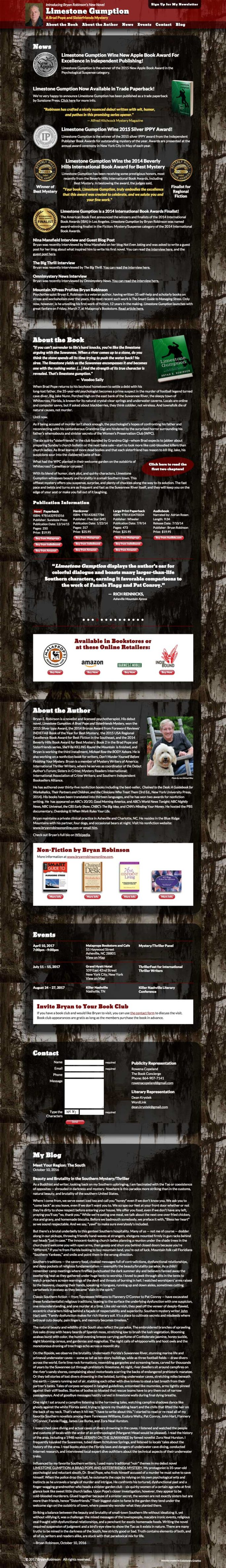 Brnovels Website Design Notebook