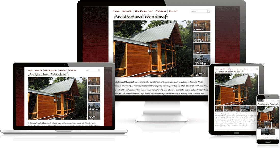 asheville website design