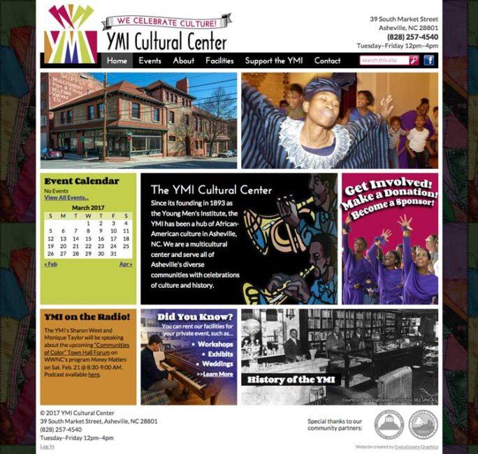 Ymi Website Design Notebook